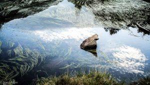 Photo 554 / Jour 8 - Reflets, Campo Plano